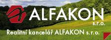 Realitní kancelář ALFAKON s.r.o.